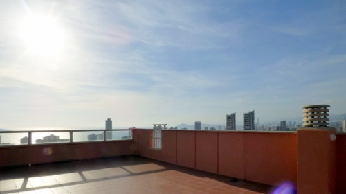 real estate or property with nice view on Costa Blanca